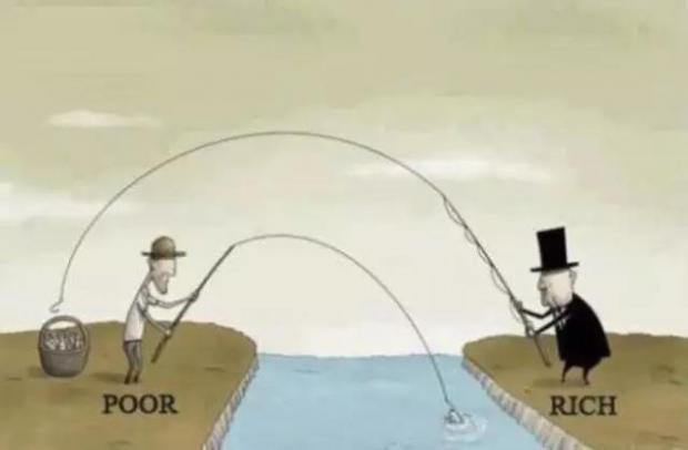 贫穷会传染 富裕也会传染