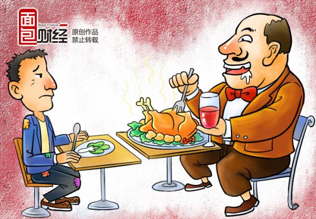 各省财政收入排行:山西辽宁入不敷出