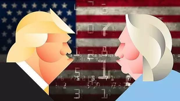 阿喵和小白的美国大选对话录(上篇)