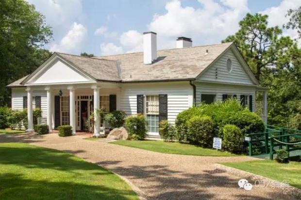 宿命、使命和爱情:罗斯福的乔治亚小白宫