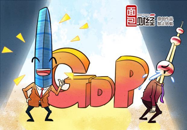 一线城市座次重排:深圳逆袭 广州即将出局?