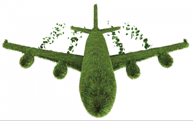 """""""绿色航空""""已真正""""起飞""""?"""