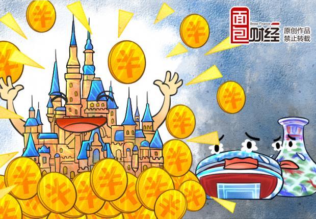 迪士尼亮账本:年赚627亿 收入相当于三个万达