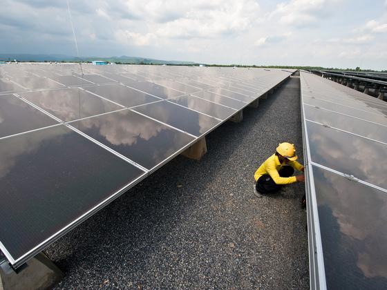 金砖五国清洁能源投资仍存在较大缺口