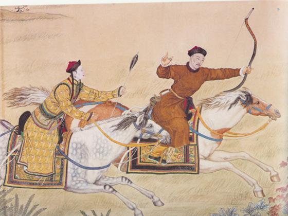 山河之间:清朝边疆地区的环境、帝国和身份认同