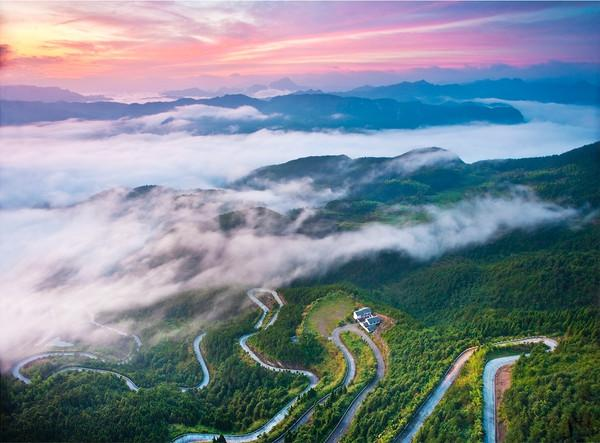 [原创]山区和乡村发展的明智之选 ——仙居发展生态经济之路浅析①
