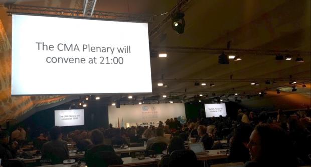 未命名文件夹/【博客_COP22】新人眼中的气候谈判/20161118_203614.jpg
