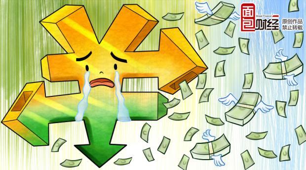人民币逼近7:外汇储备28个月减少8000亿美元