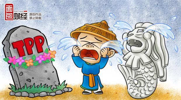 TPP流产:越南新加坡与中国抢生意的美梦黄了?
