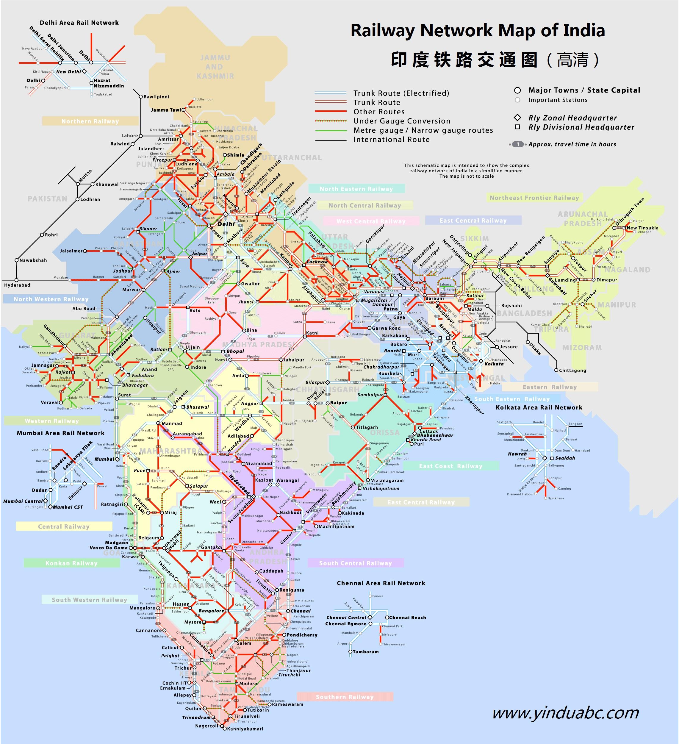 """""""爱上""""日本的印度,用高铁让中日西法陷入无法自拔的竞争"""