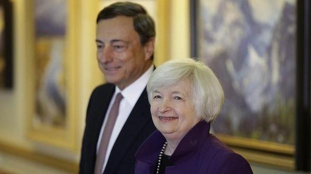 欧洲央行美联储会议临近 交易员倒计时