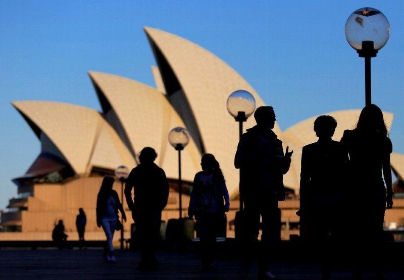 """澳大利亚经济连续增长25年的""""神话""""即将终结?"""