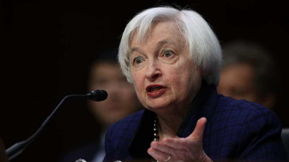 美联储加息25基点 美股下挫美元走高