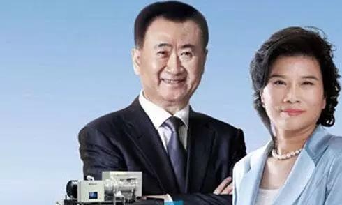 王健林小投资5个亿,董小姐你是走还是留呢?