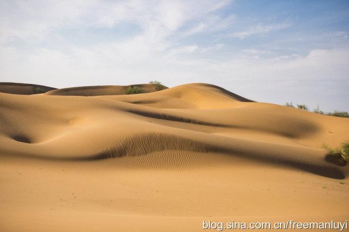 沙坡头越野——新藏自驾行之四十五