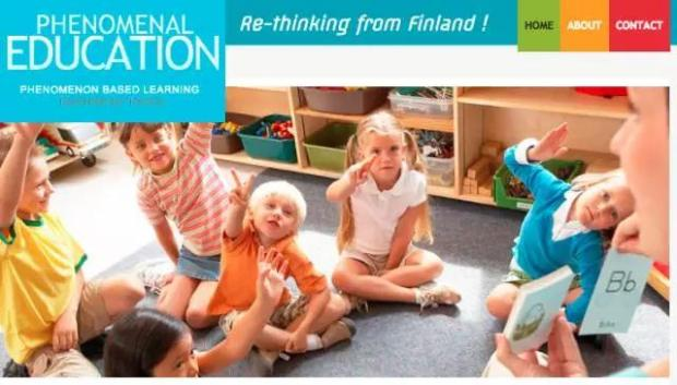 芬兰教育是更纯粹的美国教育