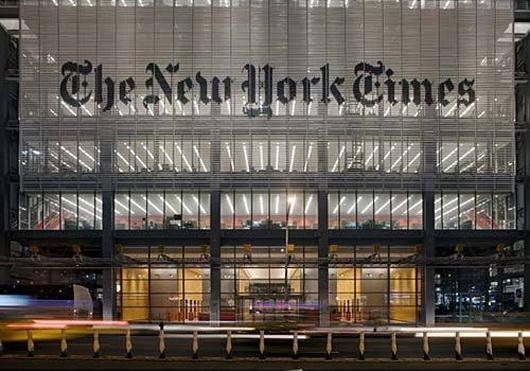 《纽约时报》或是媒体转型的最佳样本