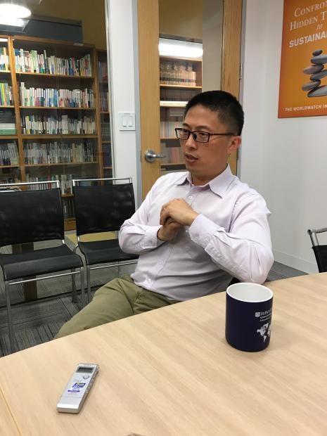 """应对气候变化将如何助力中国未来发展?访谈之世界观察专家带你一""""碳""""究竟(下)"""