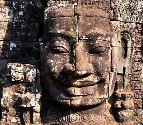 高棉的微笑【图文】