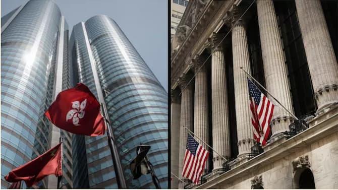 香港纽约IPO肉搏背后的中美资本争夺战