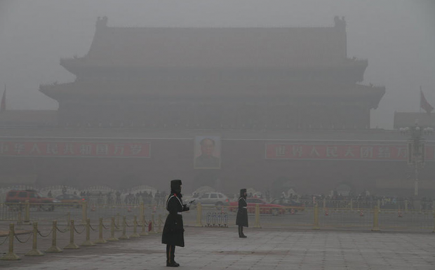 雾霾已经成为你无法逃脱的生活政治