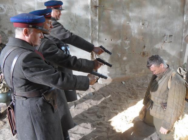 苏俄式锄奸