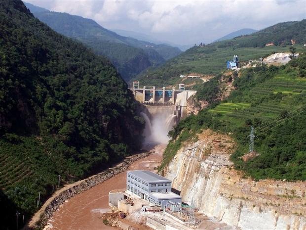 中国大小水电面临不同命运