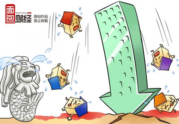 新加坡住宅难挣钱