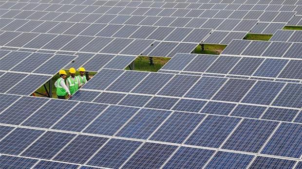 中国领衔全球清洁能源投资