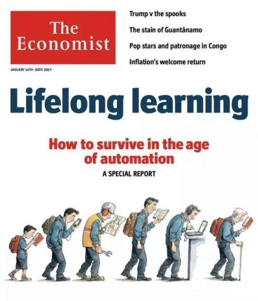 李一诺:如何在自动化的时代生存