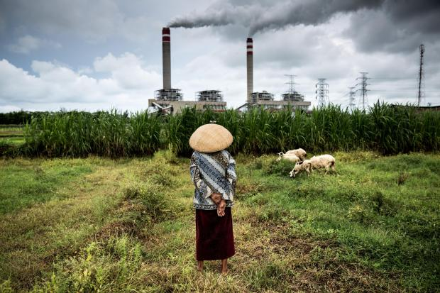 煤电扩张可致亚洲国家早死人数激增