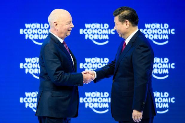 冬季达沃斯Day2 | 全球挑战 中国方案
