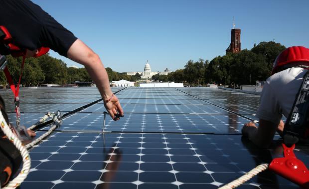 特朗普来了,而美国将继续能源转型