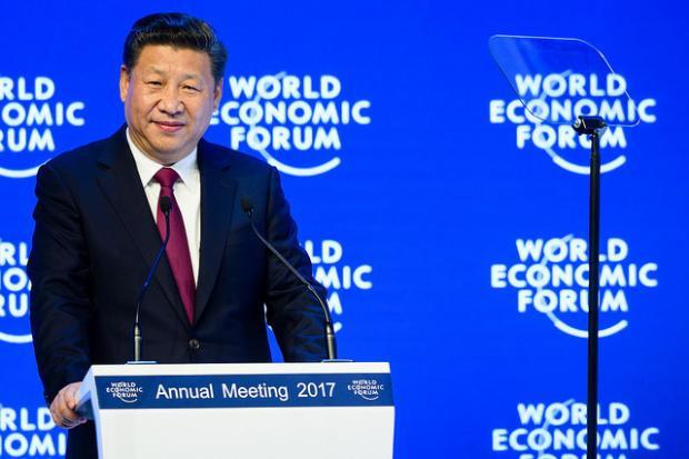 中国在达沃斯展现低碳经济的可能性