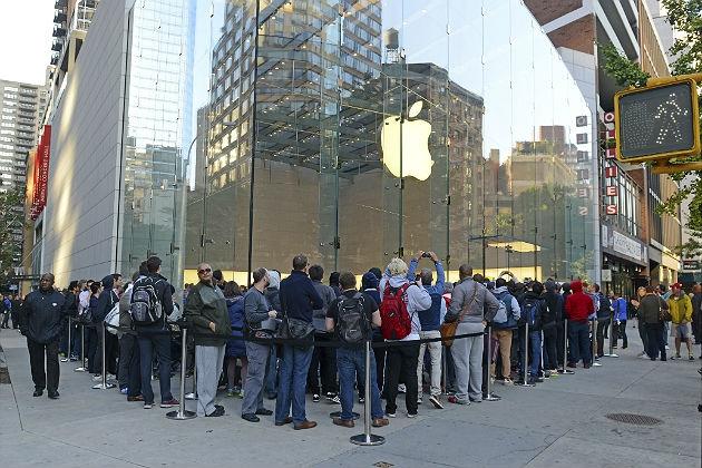 美联储按兵不动  美股收涨苹果股价大涨