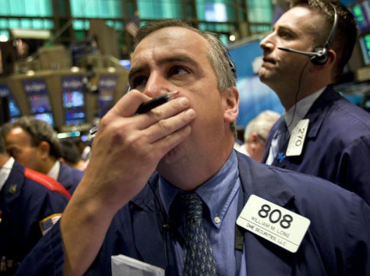 投资者担惊受怕  欧美股市下挫