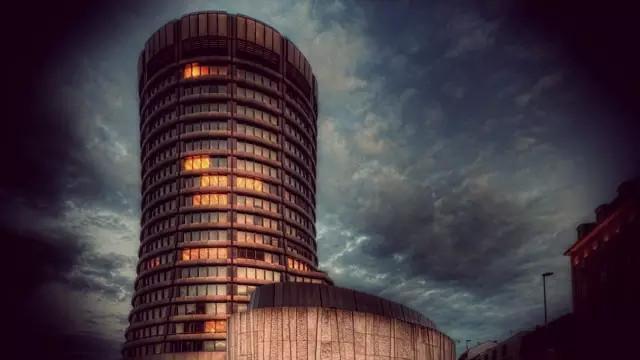 国际清算银行的『通天塔』