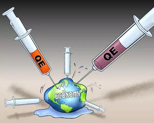 央行不断QE为经济打强心针