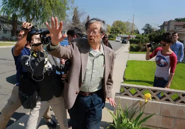 比特币缔造者Satoshi Nakamoto中本聪被媒体追逐