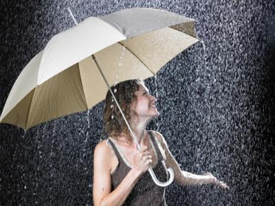90后小妹教我说:坏天气也是风景