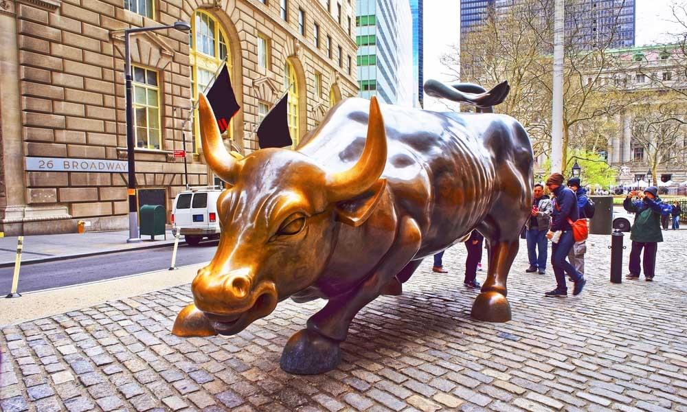 美股连续第二日走高  道指连续八日创新高