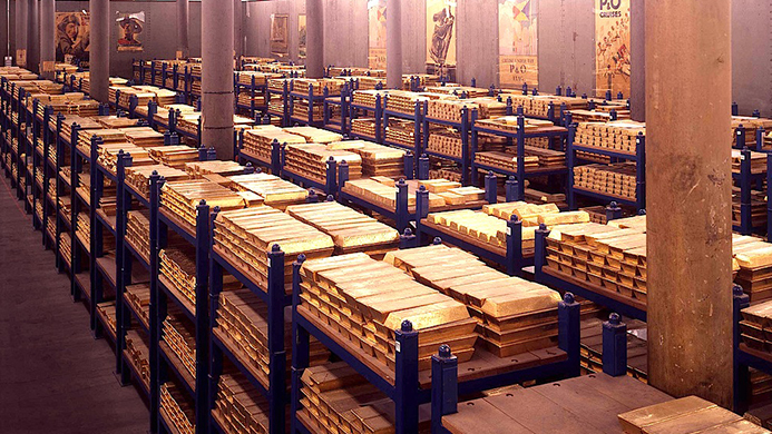 德国火速从美国运黄金回家,背后是一桩千年罕见的奇案