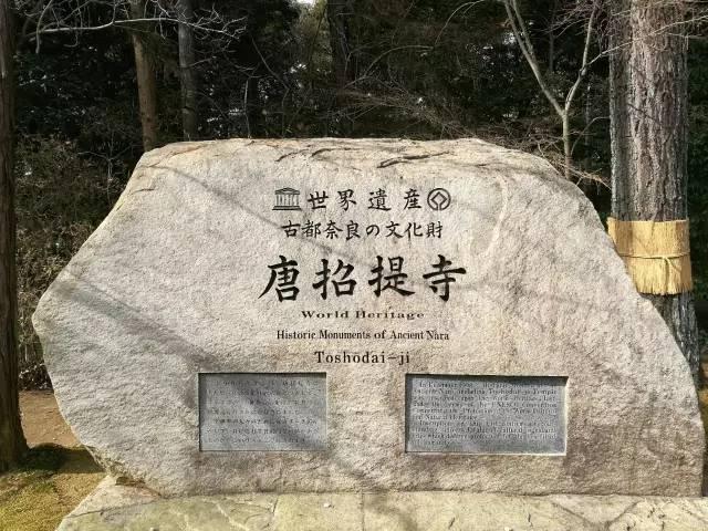 日本观察:唐招提寺巡礼