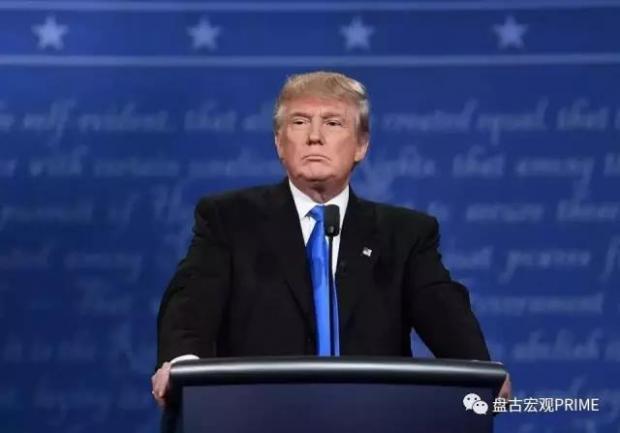 特朗普连发数弹 贸易战隐现端倪