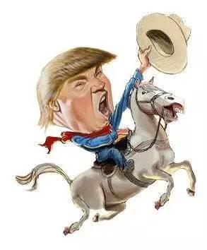 """《特朗普闹革命》之""""让美国再牛逼一回"""""""