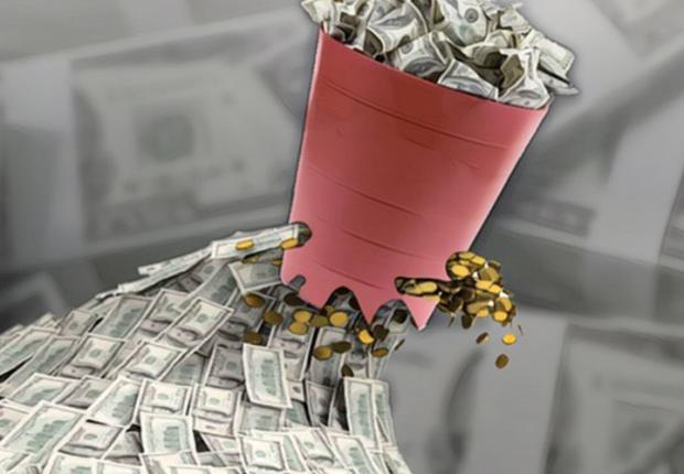 外汇保卫战:5000亿海外投资搁浅 神秘资金香港疯狂扫货