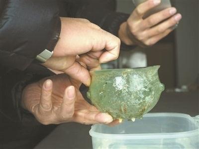 """从邳州新发现的西晋文物谈""""海上丝路""""的传说与史实"""