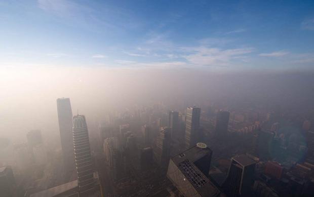 全年雾霾最严重的一个月可能真的过去了?