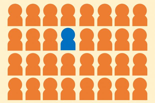 身份与暴力:我的少数派身份报告