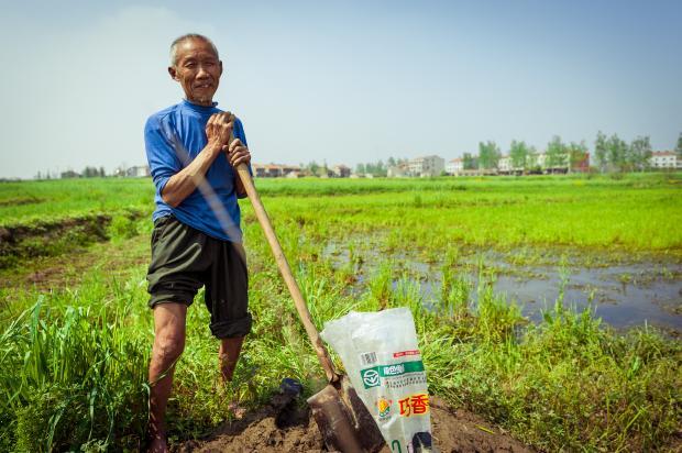 农田是解决水资源短缺的决战战场
